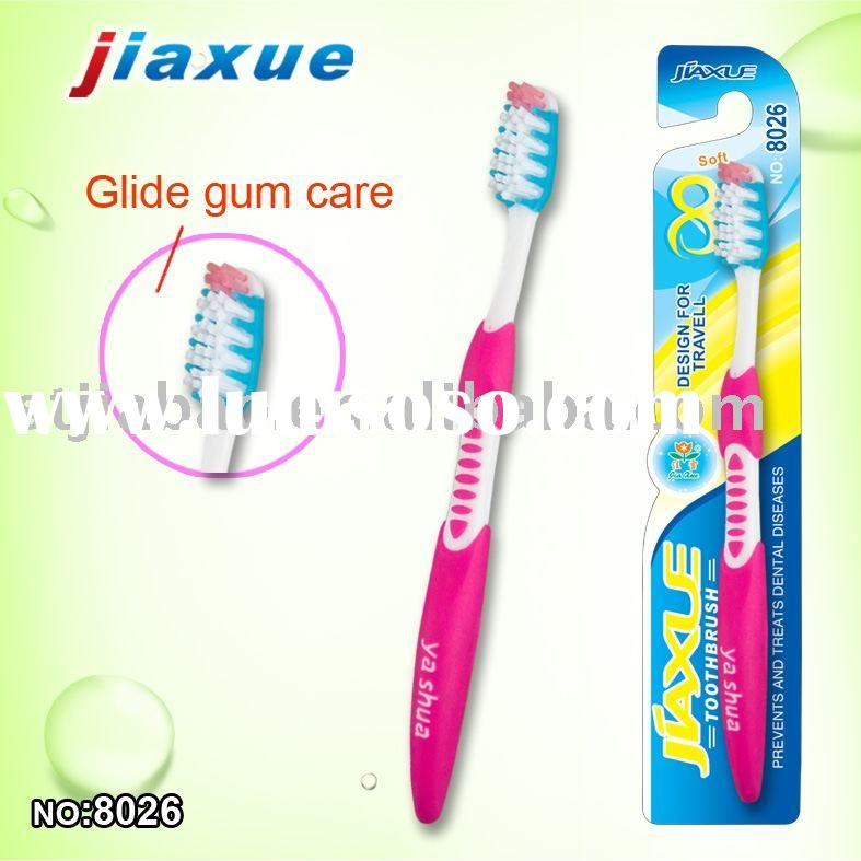 glide gum care toothbrush