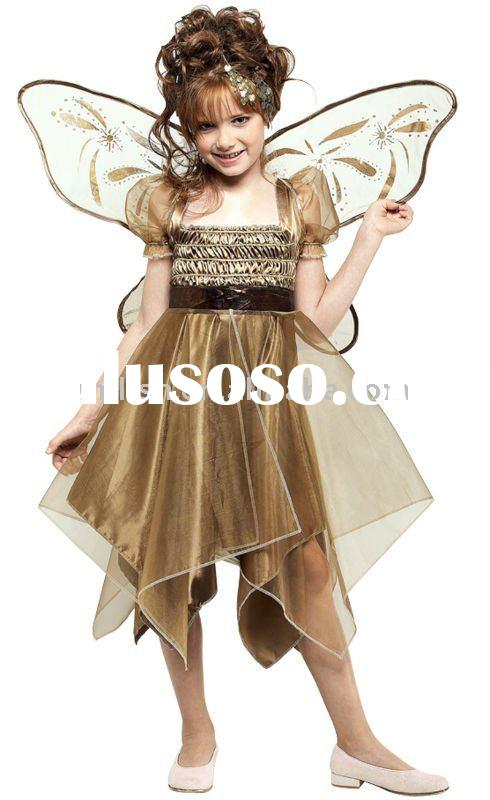 halloween children kids fairy fancy dress costumes MAC-0386