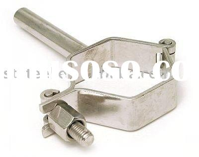 hexagonal pipe clamps stainless steel pipe clip