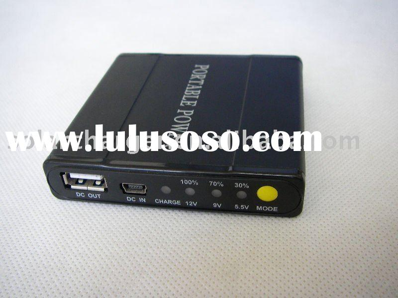 high capacity Lithium Battery portable rechargeable power supply