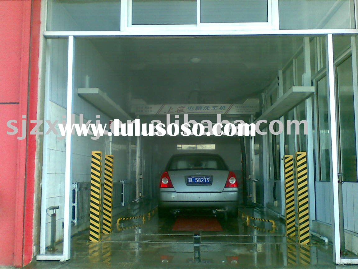 high pressure automatic car washer