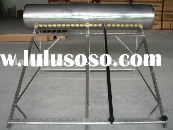 high pressure solar water heater,heat pipe pressured solar water heater,pressurized solar water heat