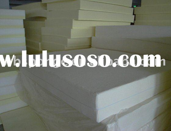 high quality 5.3lb density 100% Visco Elastic Memory Foam Mattress