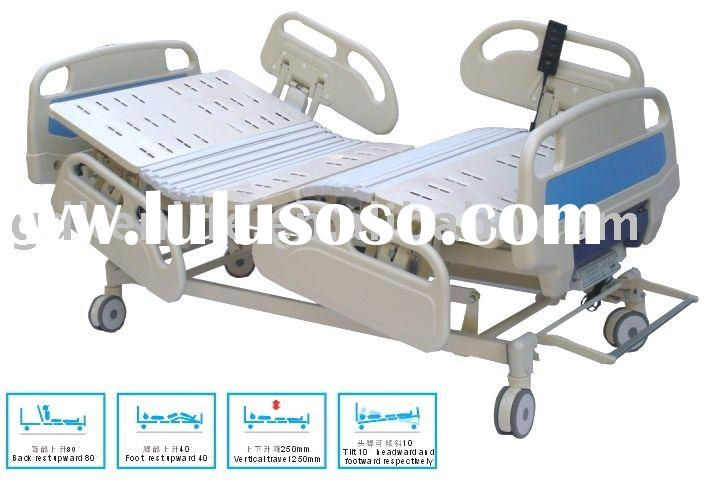 hospital bed/ trolley/ medical equipment/ medical furniture/ hospital furniture/ electric bed/ medic