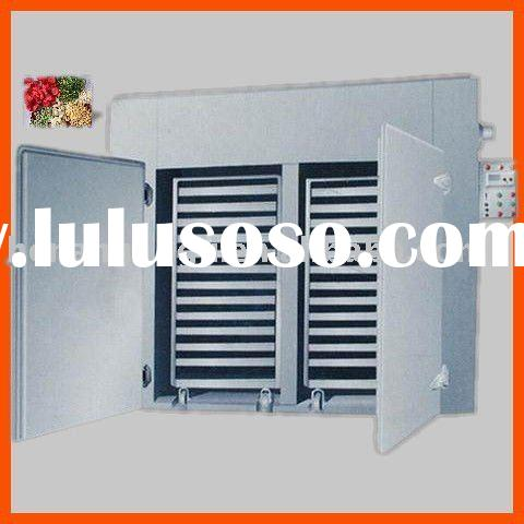 hot air circulation oven industrial food dehydration