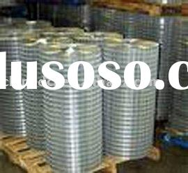 hot dipped galvanized welded mesh roll