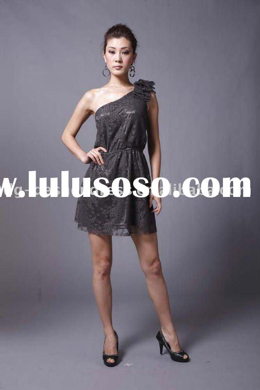 lady summer fashion garments