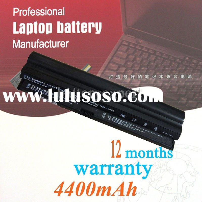 laptop battery replacement laptop battery for ThinkPad X100e 3507, X100e 3508, factory wholesale