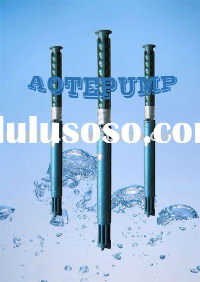 large capacity deep well submersible pump(300-450m3/h)
