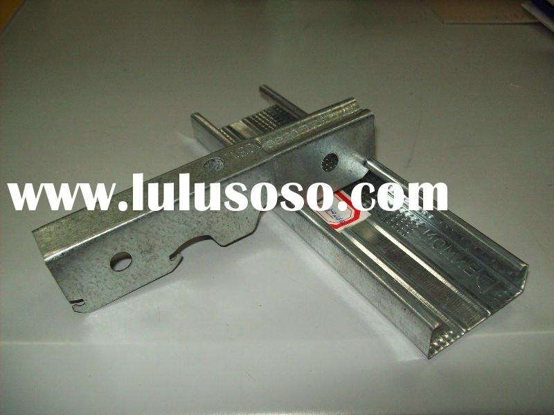 main bar,C channel,furring channel, wall angle,corner angle