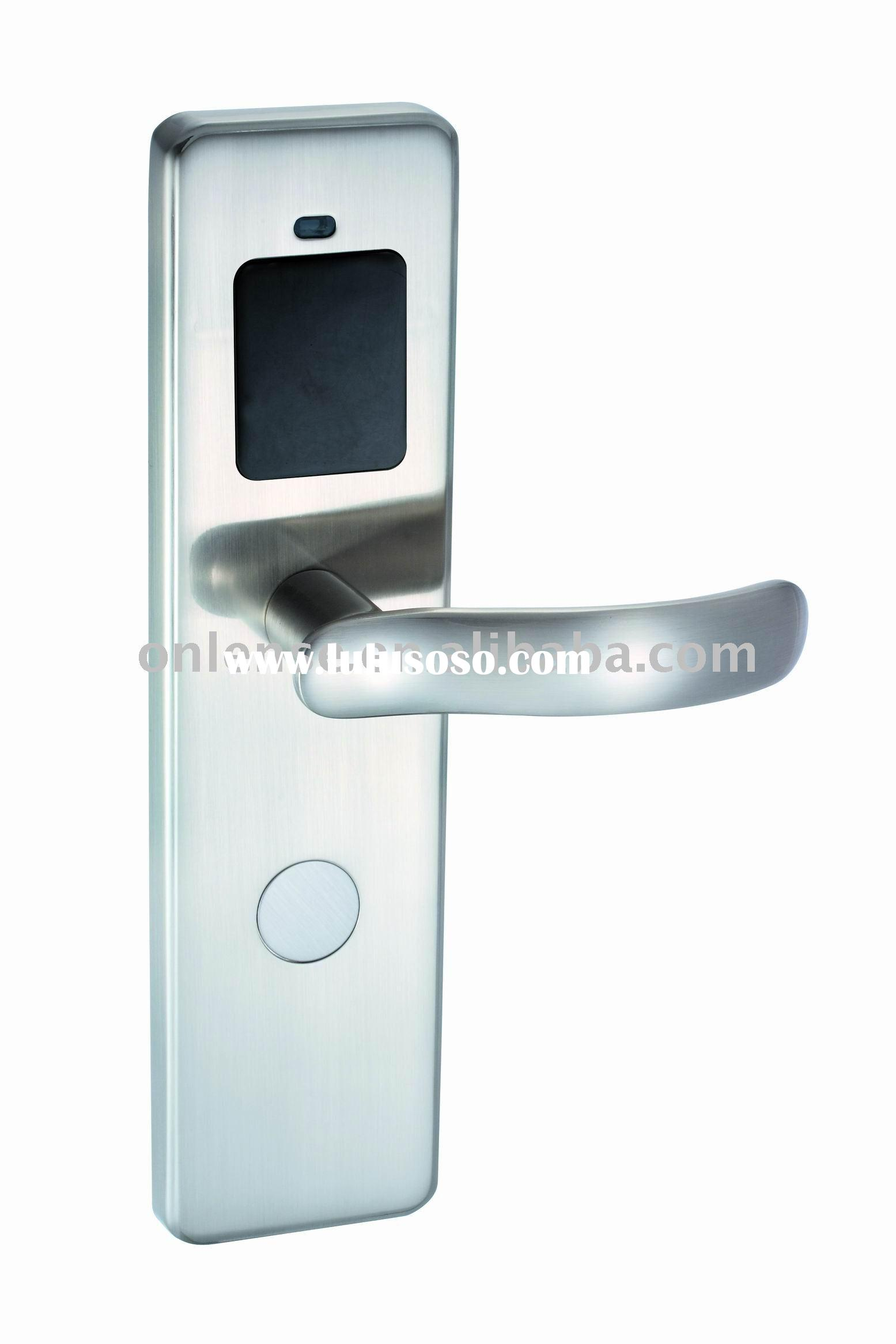 mifare-1 1K card key lock for university office hotel factory