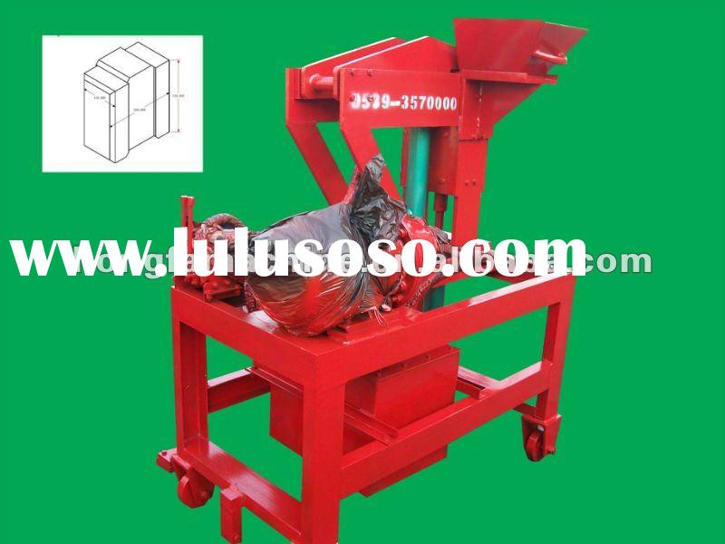 mobile clay block machine,brick making machine