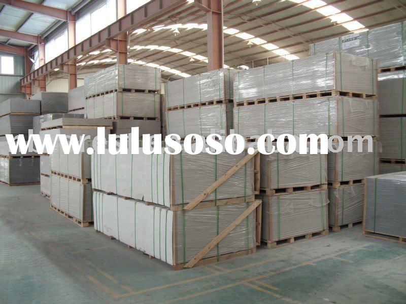 No Asbestos Fiber Cement Board Siding Panel For Sale