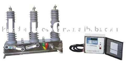 outdoor high voltage vacuum breaker, recloser, sectionalier, circuit breaker, high voltage series