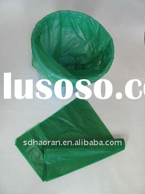 polystar-sealed garbage bags with recycled material