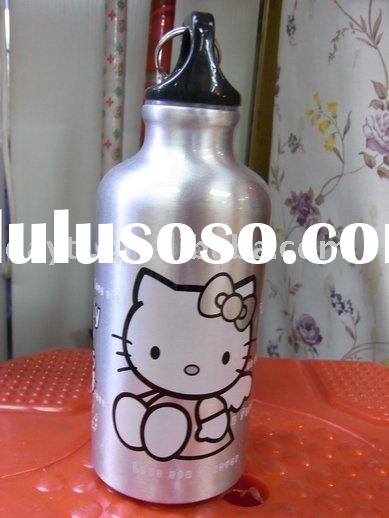 power seller +hello kitty drinking water bottle for kid A1221on sale wholesale &drop shipping