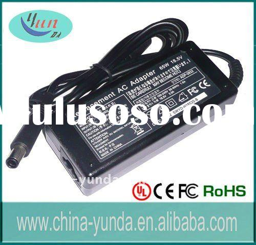 replacement Laptop adapter for HP 18.5V 3.5A 65W