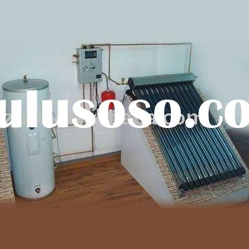 separated pressurized solar water heaters 2011 new products
