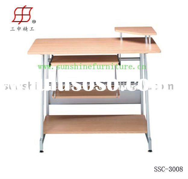 mordern red simple home office computer table desk for sale price