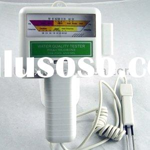 swimming pool, Spa water PH/CL2 Tester