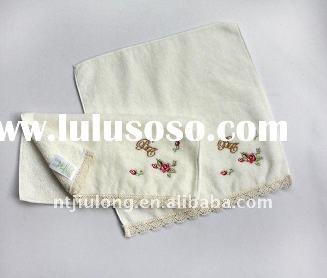 terry cloth hand towel manufacturing