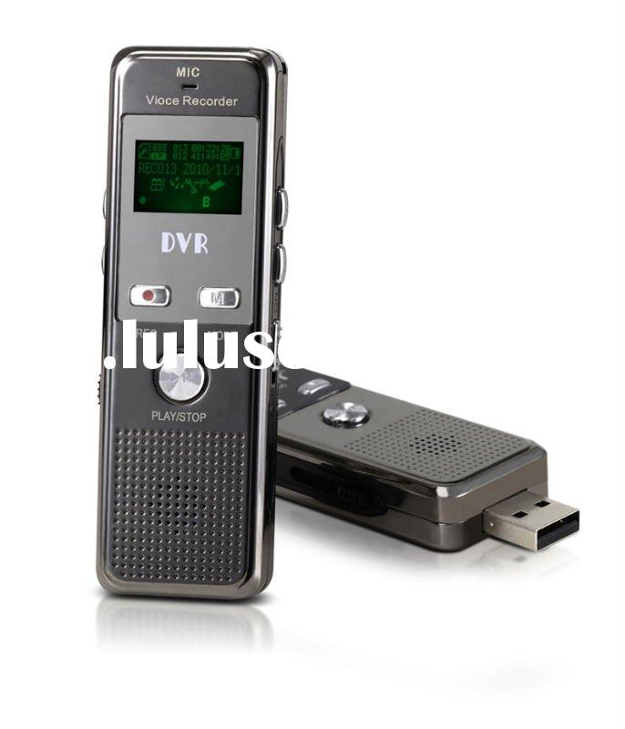 usb digital voice recorder metal dictaphone digital sound recorder