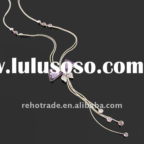 wholesale 2012 fashion high quality women necklace