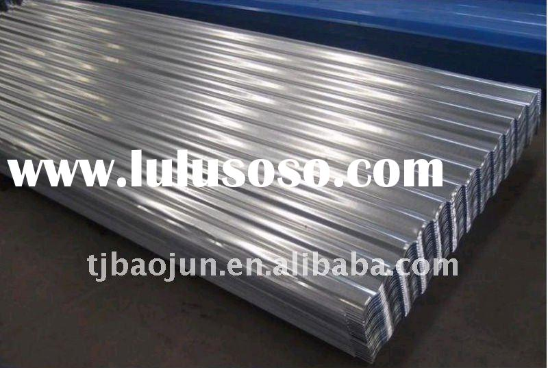 zinc corrugated roofing sheet (ISO9001:2000 )