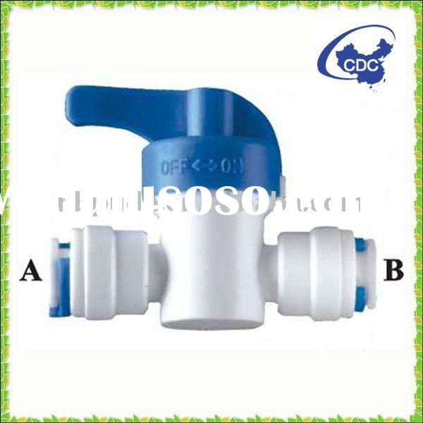 025B plastic backflush valve for water treatment accept Paypal