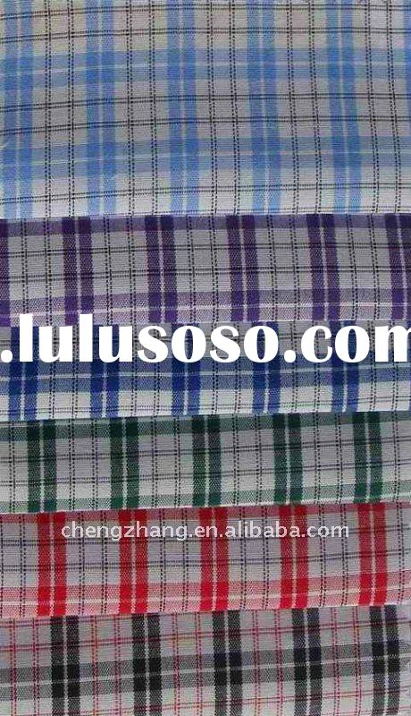 100% cotton quilted gingham fabric