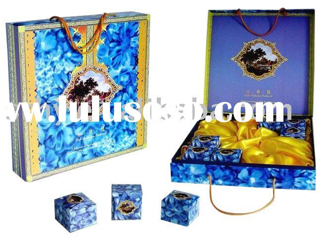 2012 paper gift packaging box