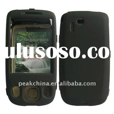 Attractive mobile phone back cover for HTC Touch 3G plastic case