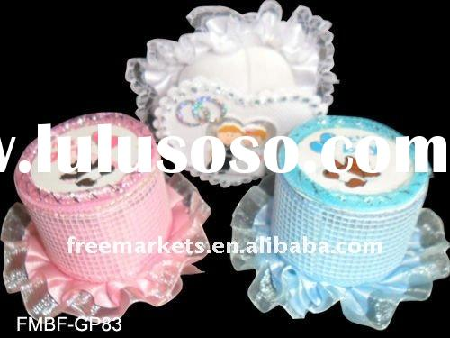 BABY SHOWER & WEDDING FAVORS Handmade Baby Shower Favor Gift box gift packing