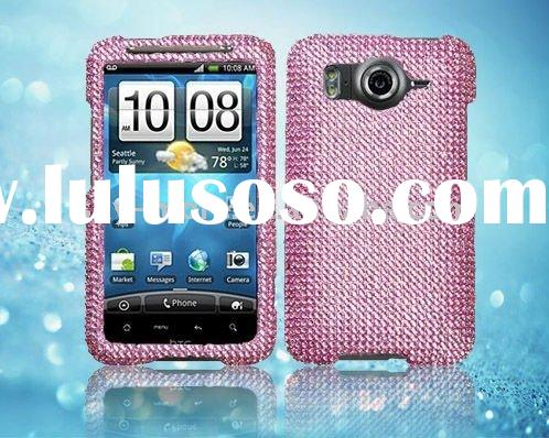 Bling cell phone case for HTC Inspire 4D