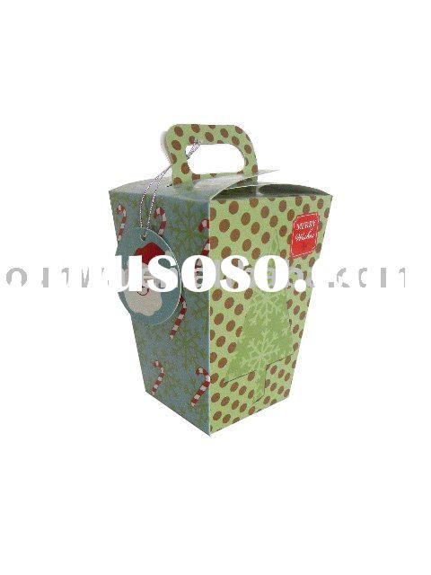 Candy packing box