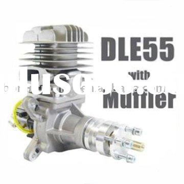 DLE55 50CC rc gasoline engine ,rc model part,rc engine gas for rc helicopter ,rc plane ,rc toy