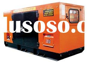Diesel Water-cooled Generator(EPA approved)