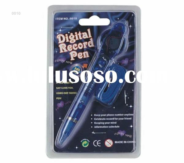 Digital Voice Recorder Pen