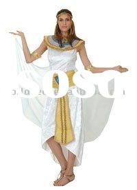 EF6077 Cleopatra fancy dress costume , party costume, dress up costume