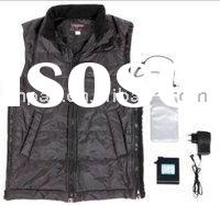 Hot!2011 fashion design FIR winter warm vest(HJ-625J.ANPAN)