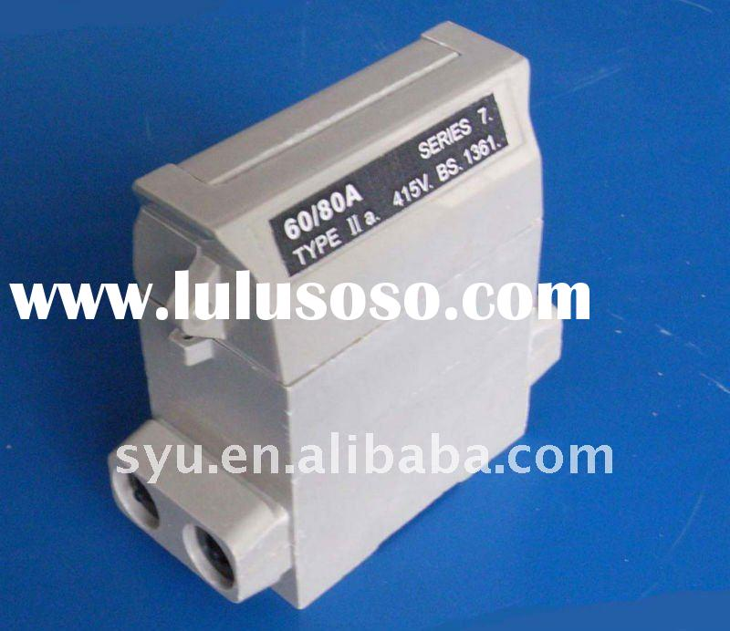 Single Phase House Service Cut Out   Fuse  For Sale