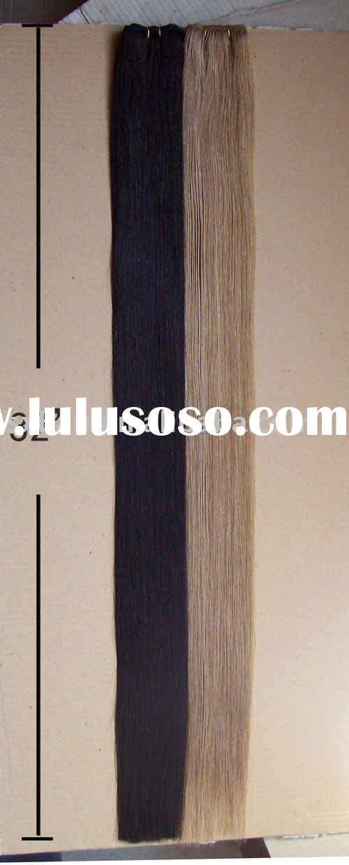 Long Size Human Hair Weaving/Weft