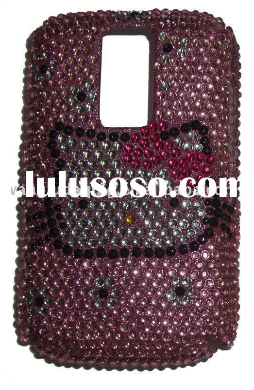Mobile Phone Case:Mobile Phone Diamond Case/Bling Diamond Crystal Case For HTC Droid Eris/Desire 620