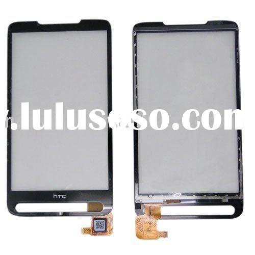 Mobile phone parts for HTC HD2 Touch screen,accept paypal