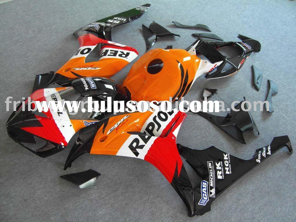 Motorcycle ABS fairing kit for CBR1000 CBR1000RR 06 07 REPSOL