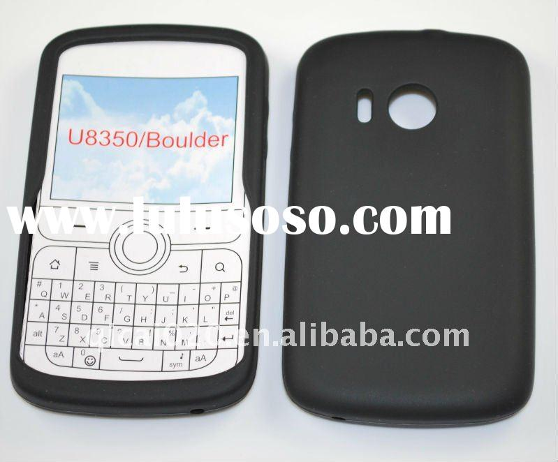 Phone Case Accessory Silicone case For Huawei U8350/Boulder