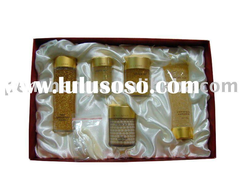 Pure Gold Foil Gift Box Sets & Cosmetics &Beauty products