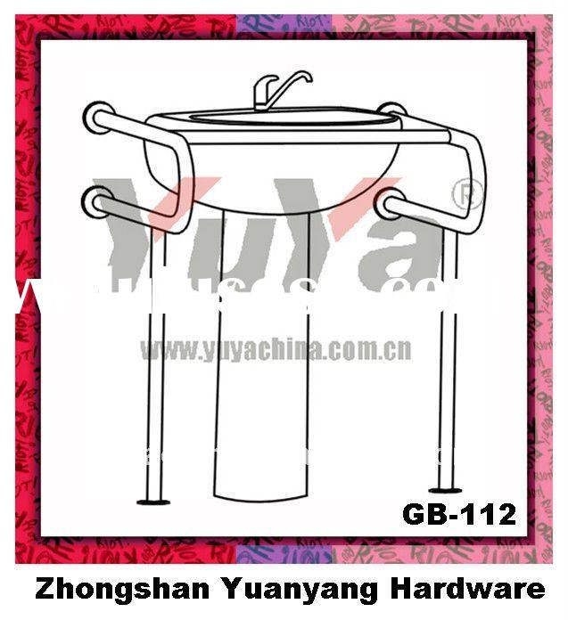 Safety Stainless steel grab bar,handrail support(GB-112)