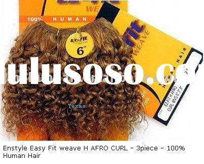 Wholesale Hot Afro Curl Weaves - 100% Human Hair