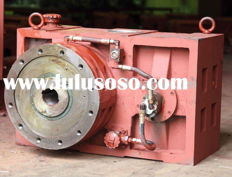 ZLYJ Gearbox for single screw plastic extruder reduction